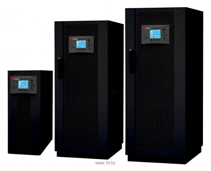 Фотографии N-Power Power-Vision Black W80 3/3
