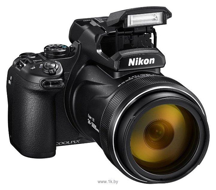 Фотографии Nikon Coolpix P1000