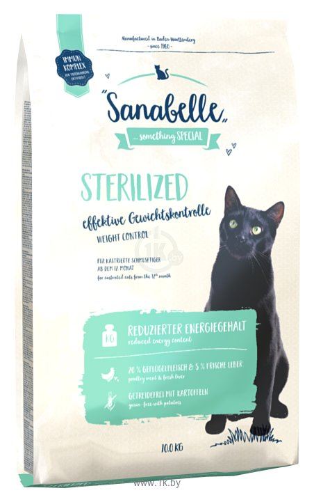 Фотографии Sanabelle (10 кг) Sanabelle Sterilized