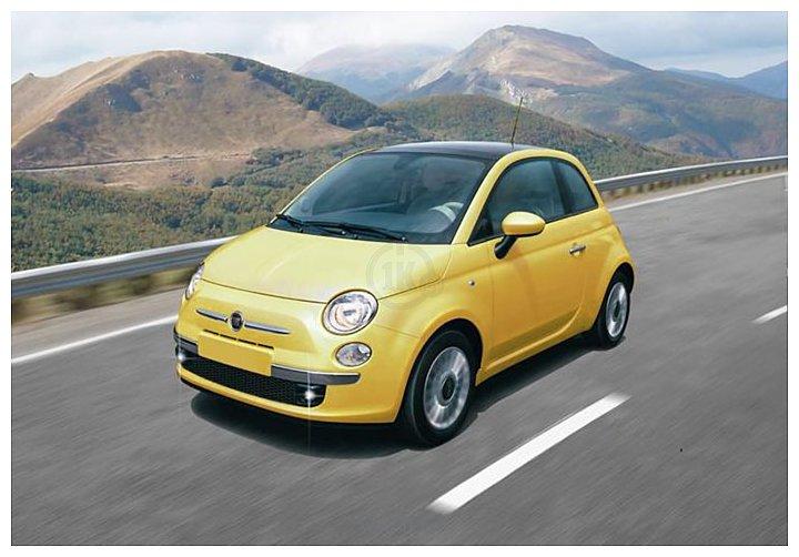 Фотографии Italeri 3647 Автомобиль Fiat 500 2007