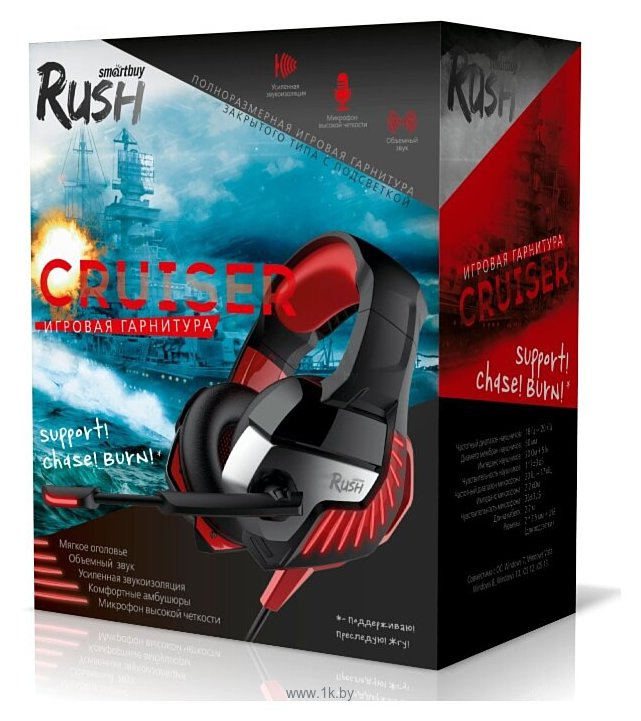 Фотографии SmartBuy Rush Cruiser