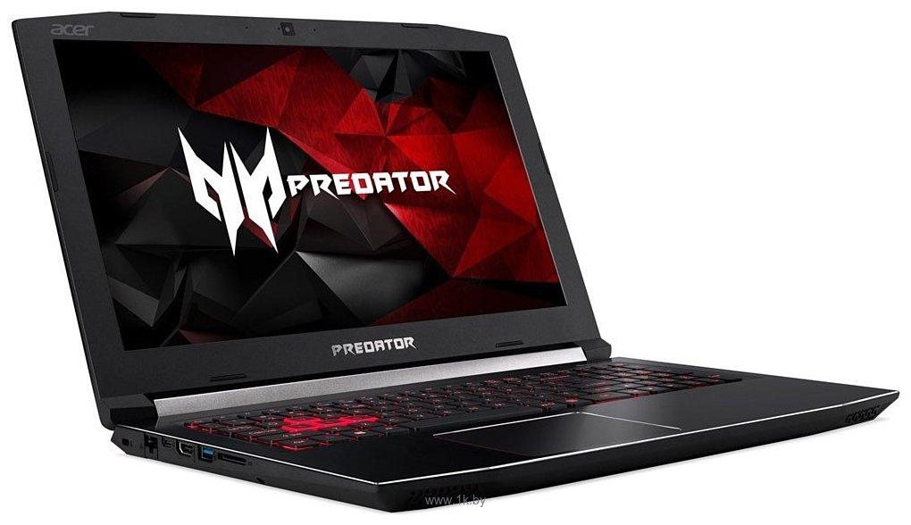 Фотографии Acer Predator Helios 300 PH317-52-70N2 (NH.Q3DER.002)