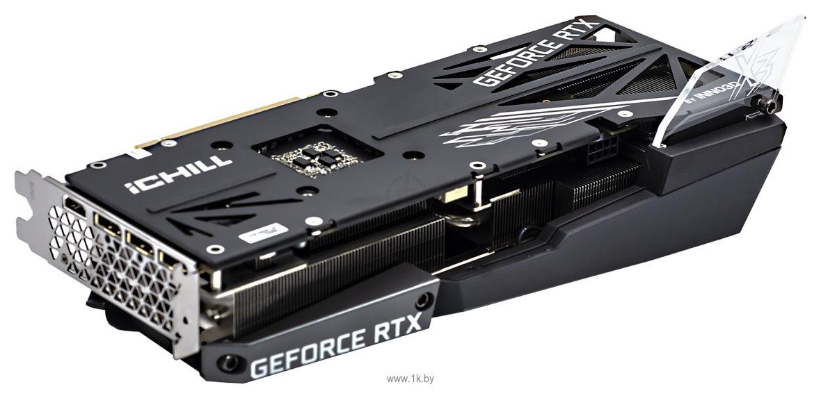 Фотографии INNO3D GeForce RTX 3060 iCHILL X3 RED (C30603-12D6X-167139AH)