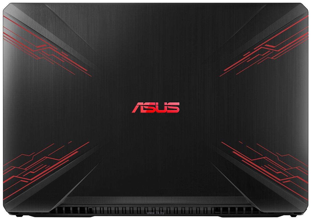 Фотографии ASUS TUF Gaming FX504GD-E41085