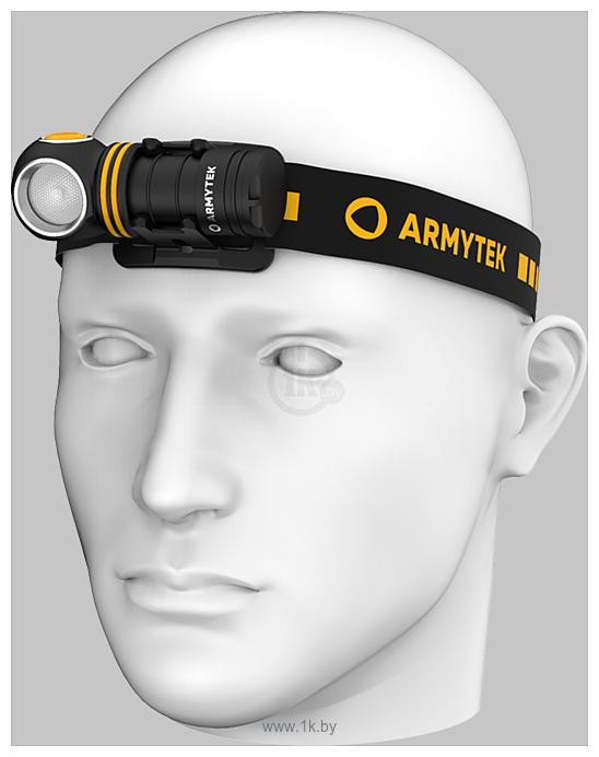 Фотографии Armytek Elf C1 Micro USB (White)