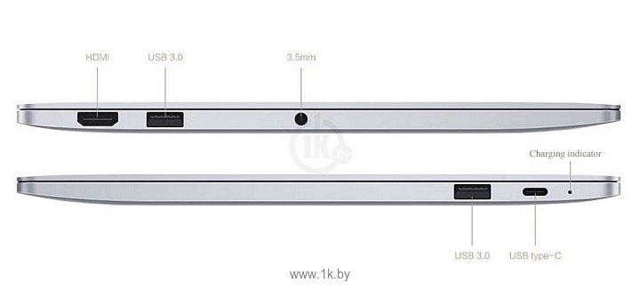 Фотографии Xiaomi Mi Notebook Air 13.3 (JYU4061CN)
