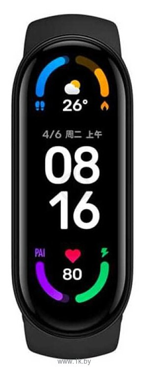 Фотографии Xiaomi Mi Band 6