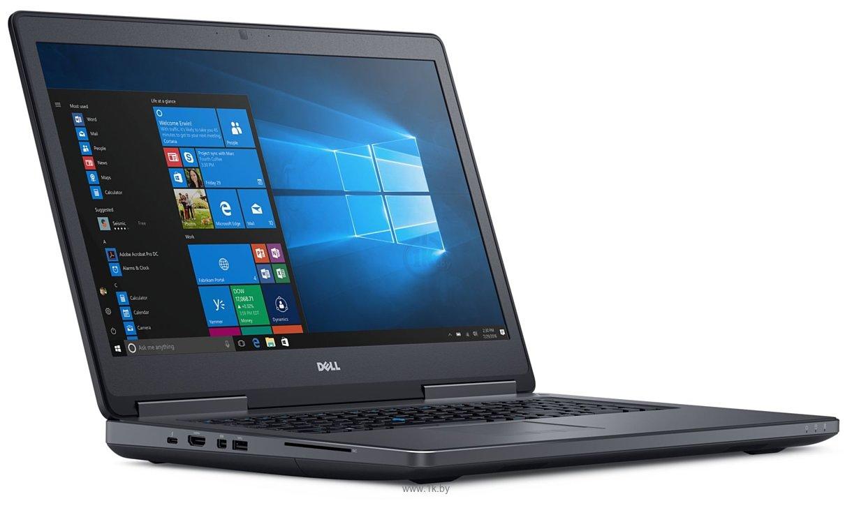 Фотографии Dell Precision 17 7720-8062