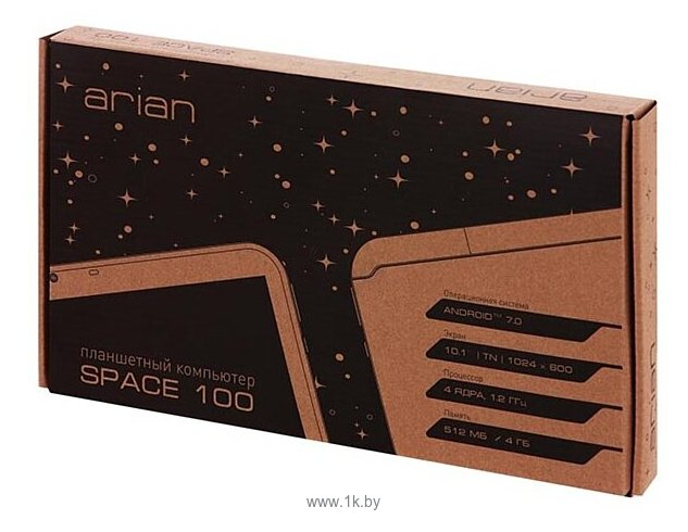 Фотографии Arian Space 100 4Gb