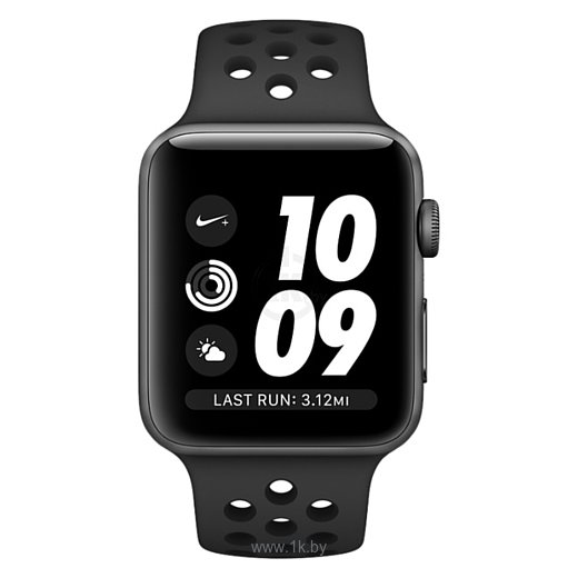 Фотографии Apple Watch Series 3 42mm Aluminum Case with Nike Sport Band