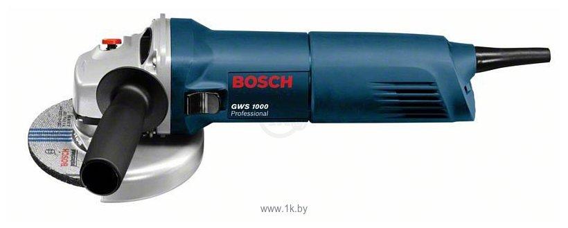Фотографии Bosch GWS 1000 (0601821800)