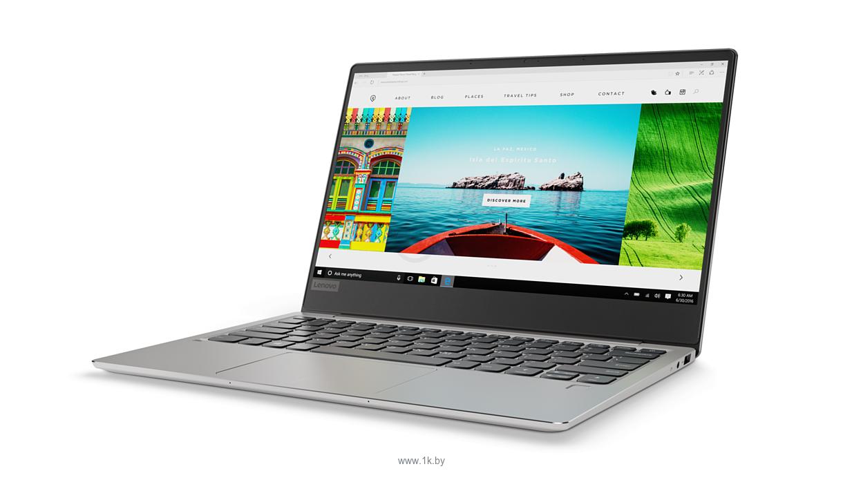 Фотографии Lenovo IdeaPad 720S-13IKB (81A80072RK)