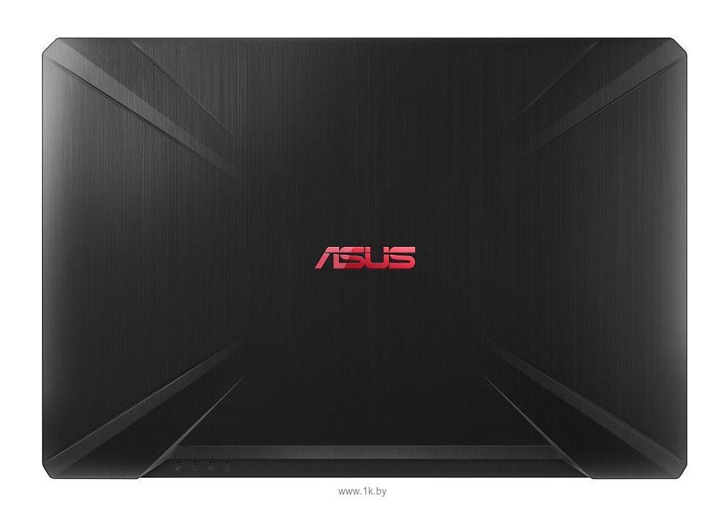 Фотографии ASUS TUF Gaming FX504GM-EN037T