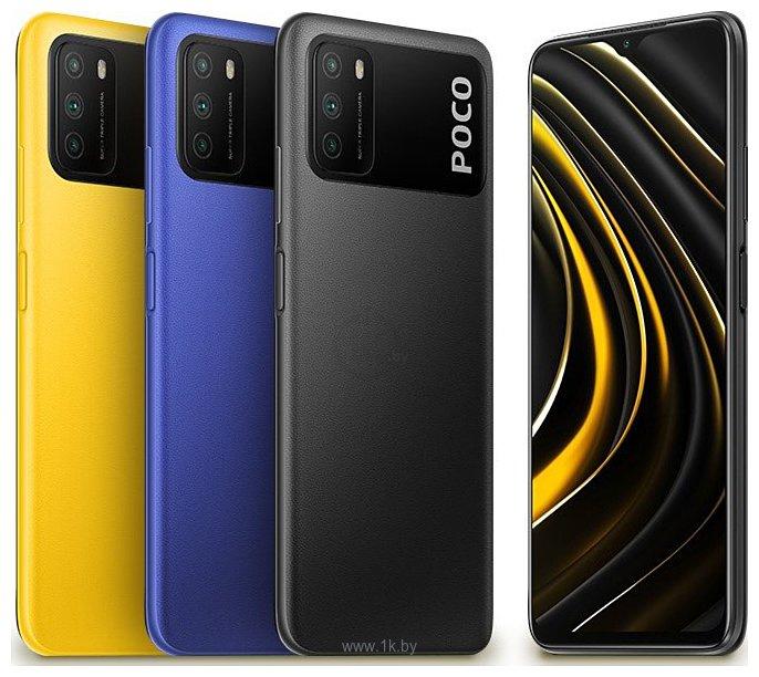 Фотографии Xiaomi POCO M3 4/64GB (международная версия)