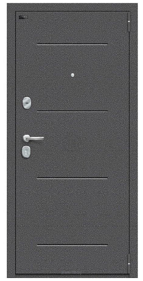 Фотографии el'Porta Porta S 104.П22 (антик серебро/wenge veralinga)