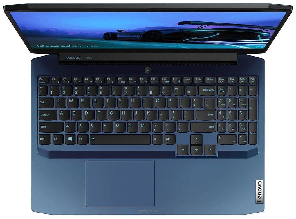 Фотографии Lenovo IdeaPad Gaming 3 15ARH05 (82EY009KRK)