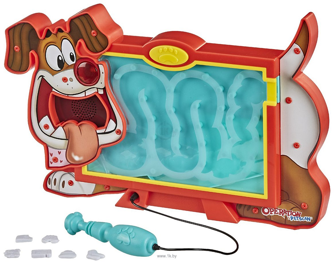 Фотографии Hasbro Операция Cпаси щенка E9694