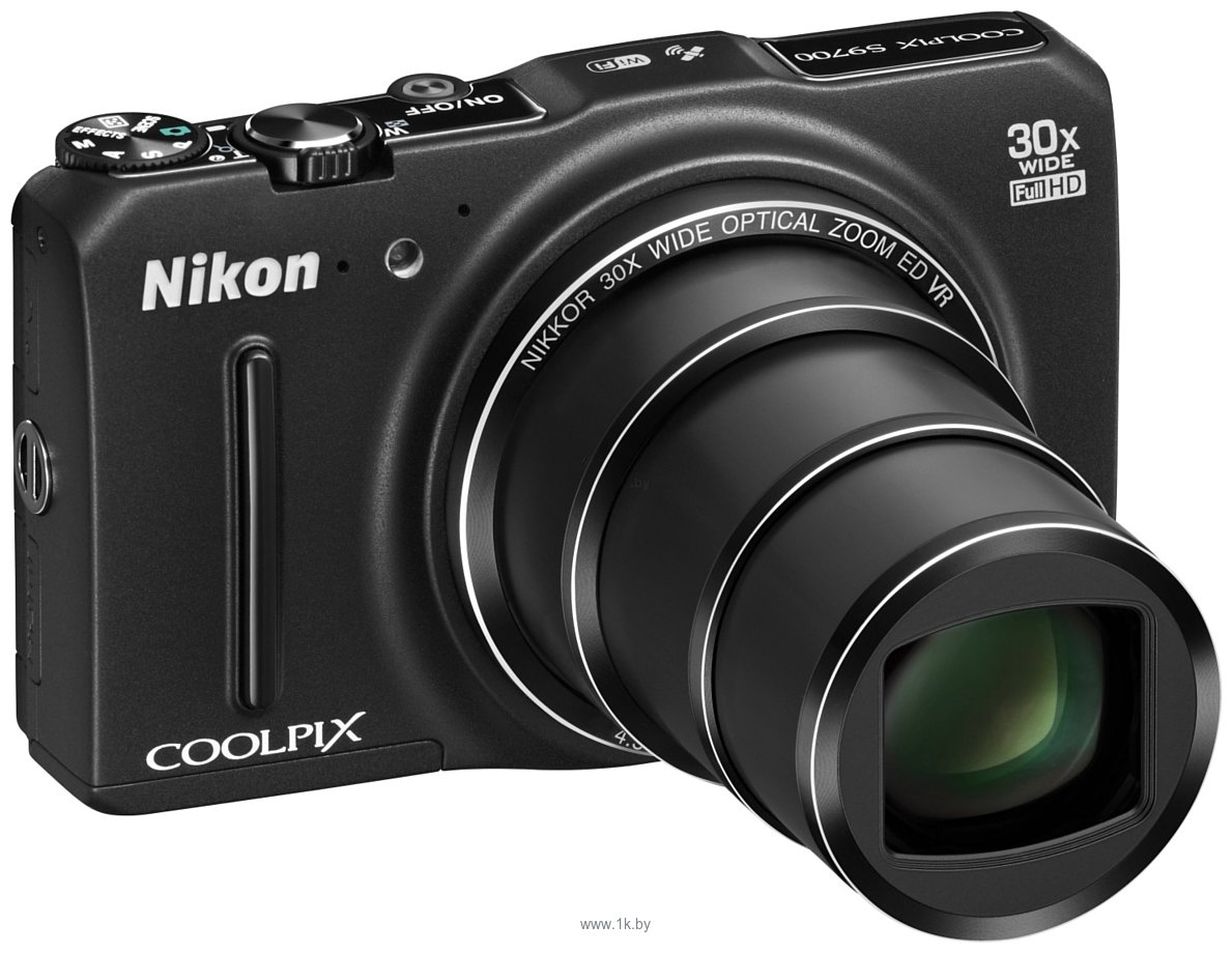 Фотографии Nikon Coolpix S9700