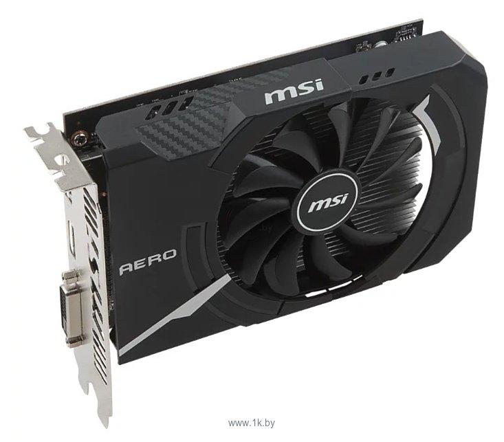 Фотографии MSI Radeon RX 550 1203Mhz PCI-E 3.0 4096Mb 7000Mhz 128 bit DVI HDMI HDCP Aero ITX OC