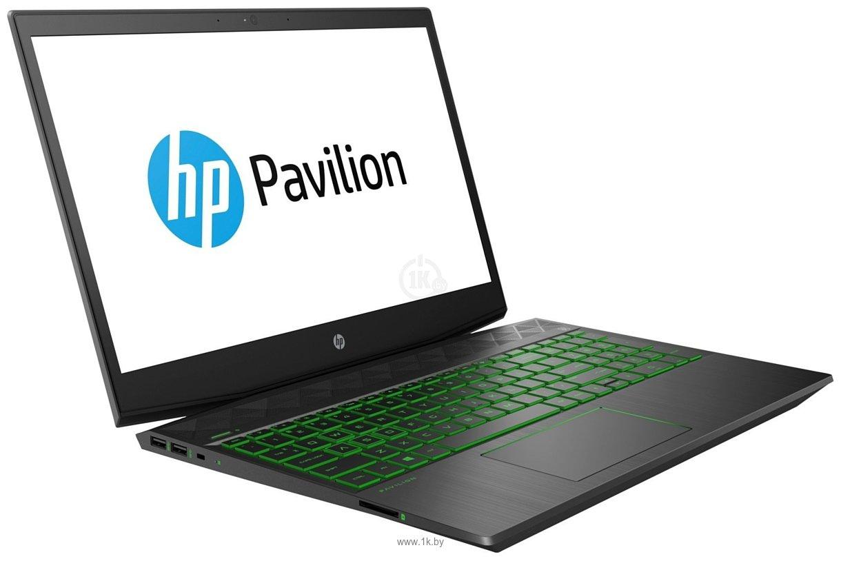 Фотографии HP Gaming Pavilion 15-cx0119ur (5GX88EA)
