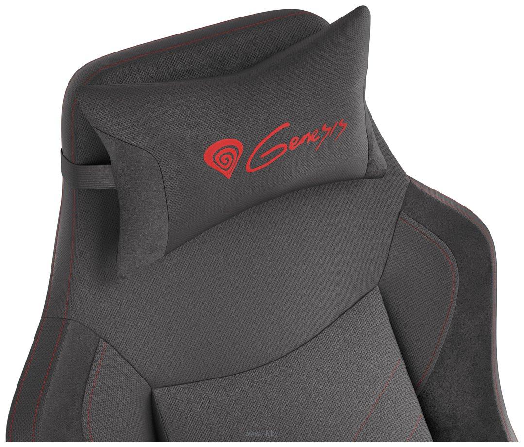 Фотографии Genesis Nitro 890 (черный/красный)