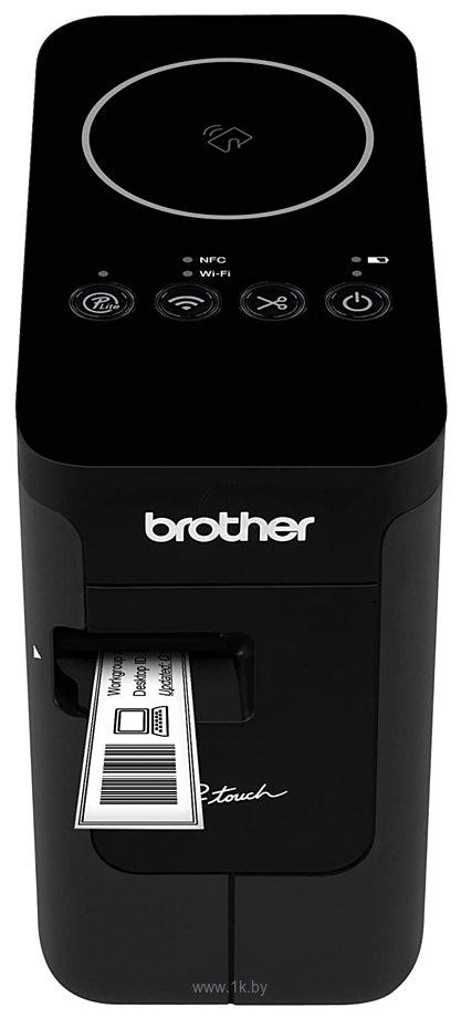 Фотографии Brother PT-P750W