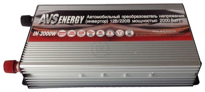 Фотографии AVS Energy 12/220V IN-2000W