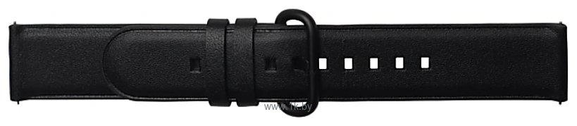 Фотографии Braloba Active Leather 20 мм (черный)
