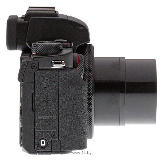Фотографии Canon PowerShot G5 X