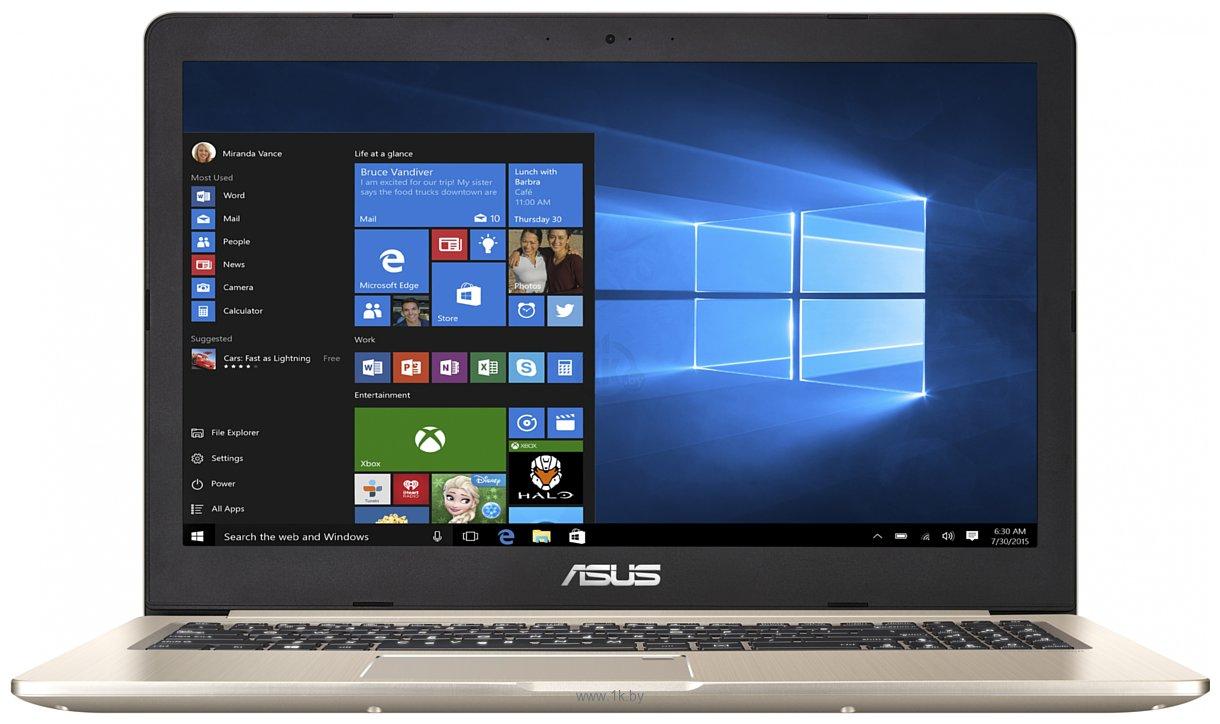 Фотографии ASUS VivoBook Pro 15 N580VD-DM158
