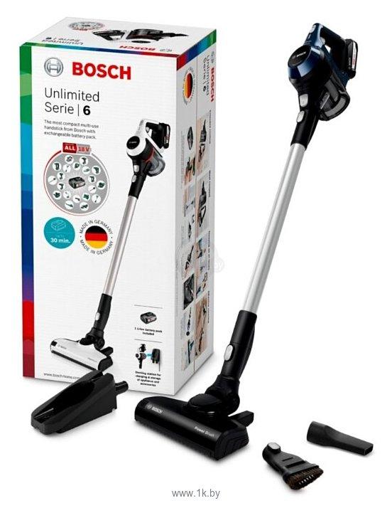 Фотографии Bosch BCS611P4A