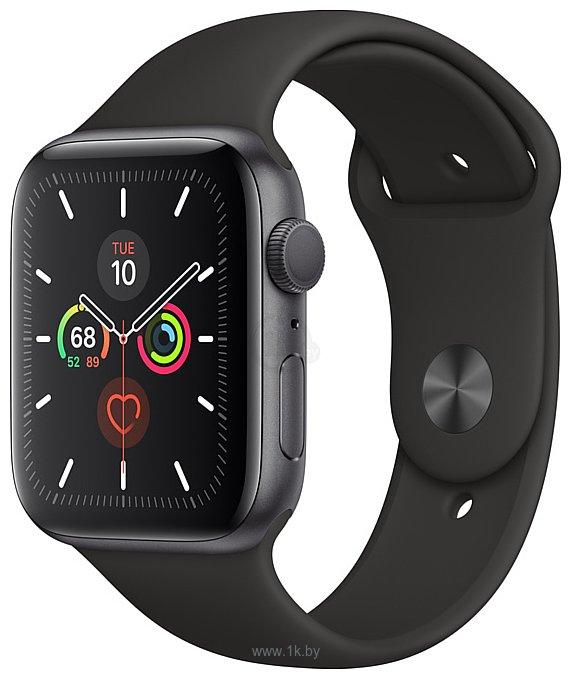 Фотографии Apple Watch Series 5 44mm GPS Aluminum Case with Sport Band