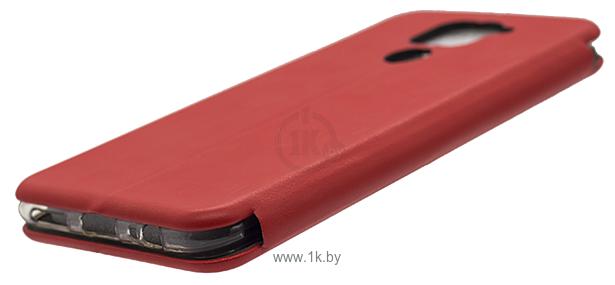 Фотографии EXPERTS WINSHELL BOOK CASE для Xiaomi Redmi Note 9S/9 PRO (красный)