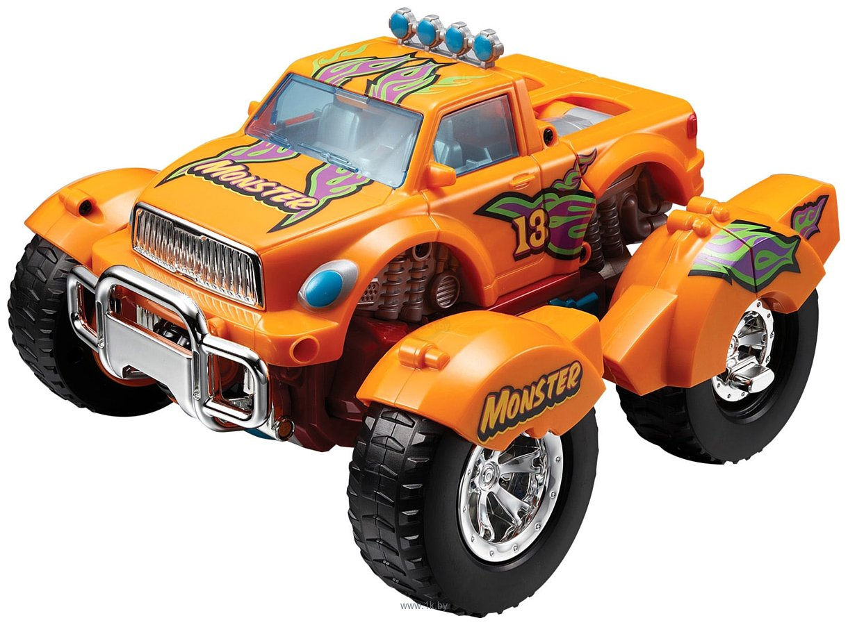 Фотографии Young Toys Tobot Galaxy Detectives Monster 301086