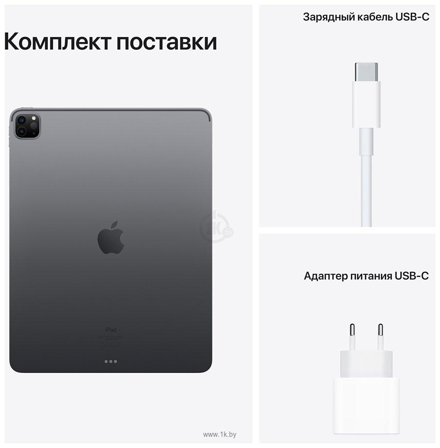 Фотографии Apple iPad Pro 12.9 (2021) 512Gb Wi-Fi