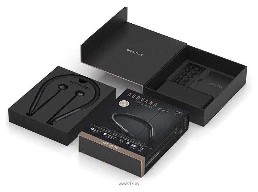 Фотографии Creative Aurvana Trio Wireless