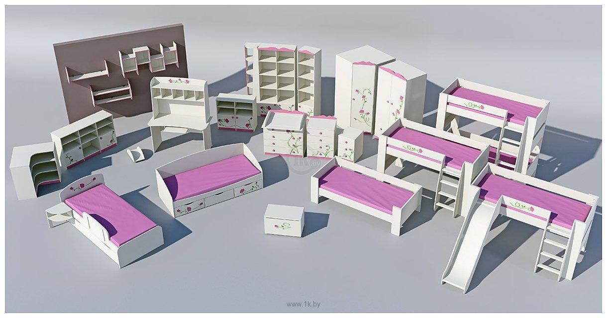Фотографии Неман мебель Розалия (КР-2Д1)