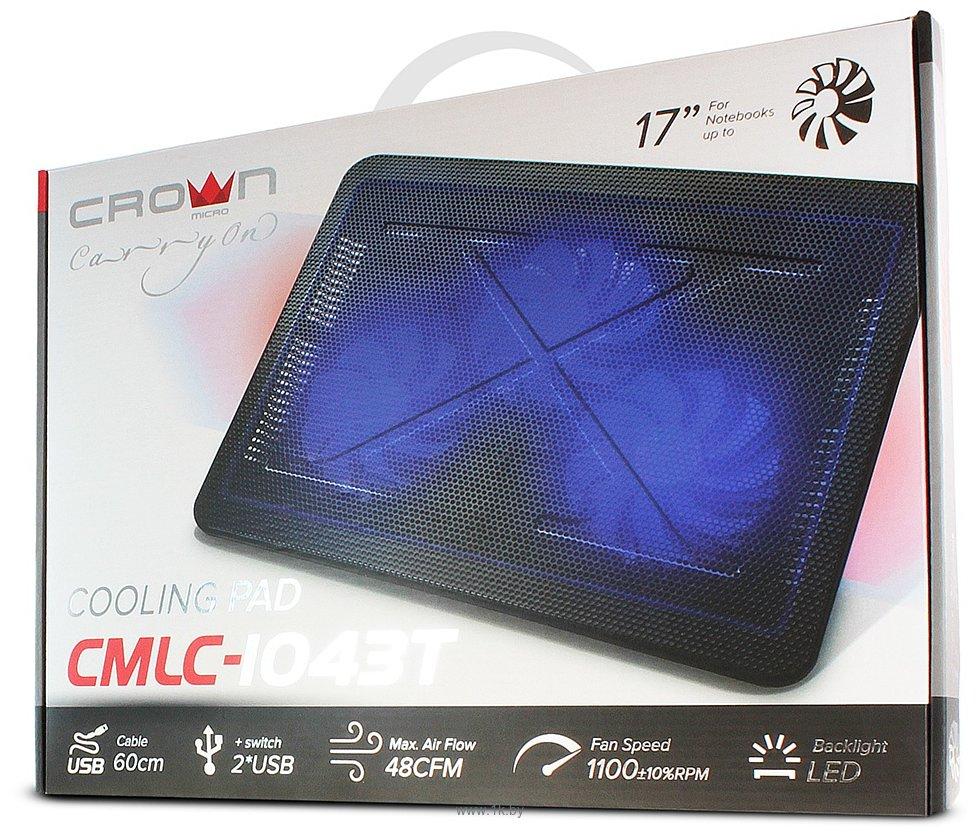 Фотографии CrownMicro CMLC-1043T