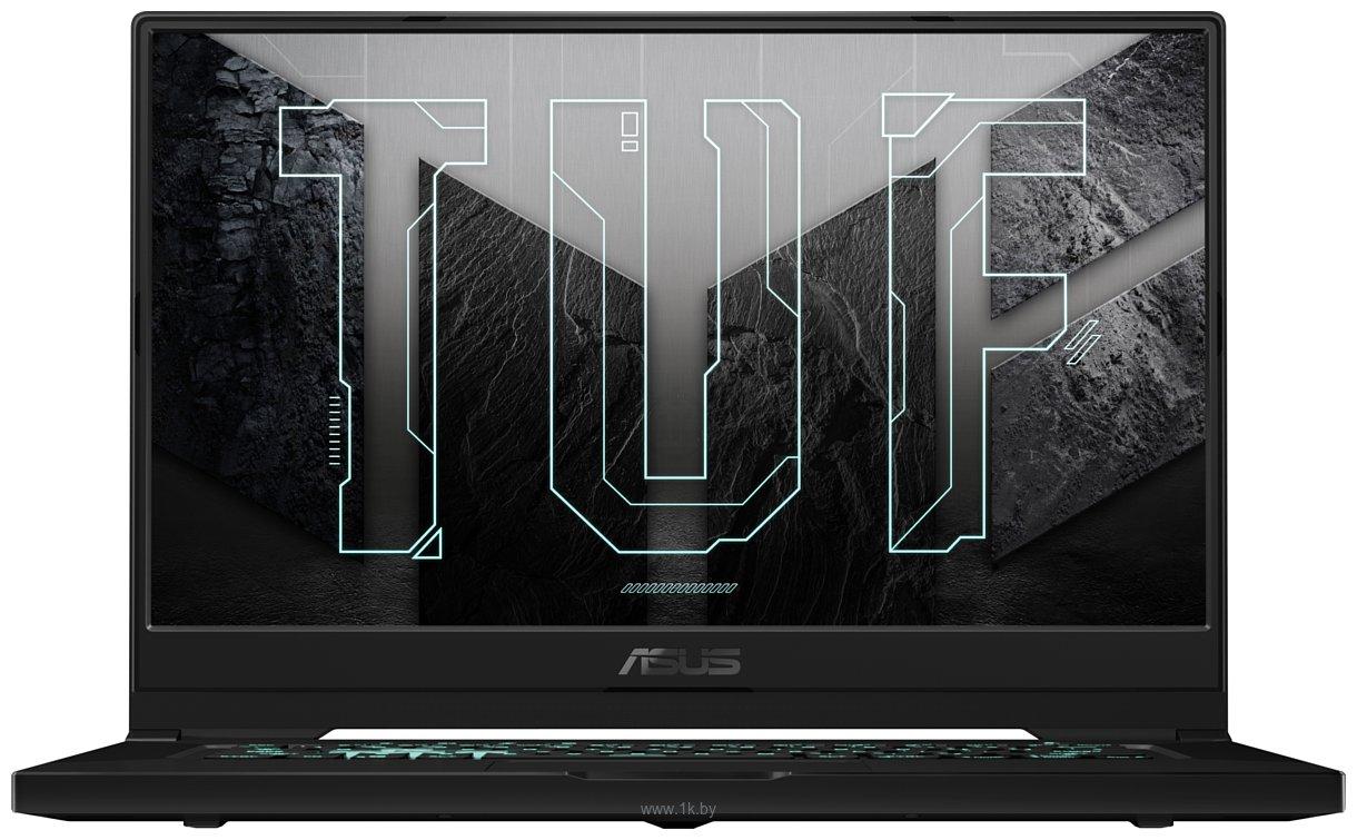 Фотографии ASUS TUF Gaming Dash F15 FX516PR-AZ019