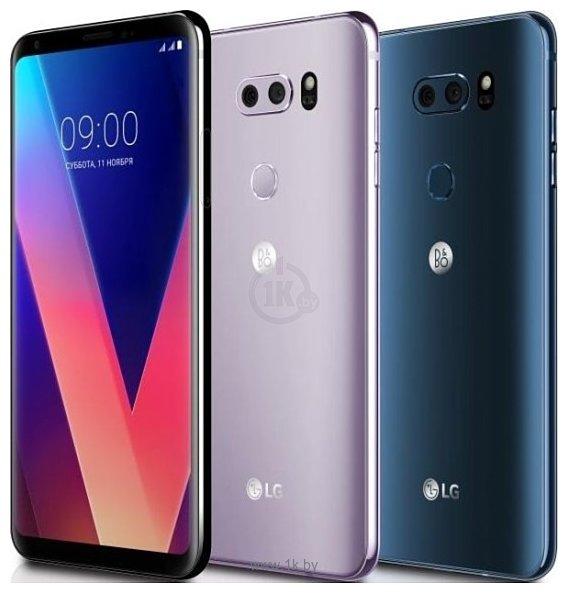 Фотографии LG V30+ H930DS