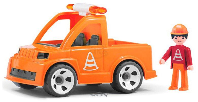 Фотографии Efko Автомобиль дорожной службы с водителем 33213EF-CH