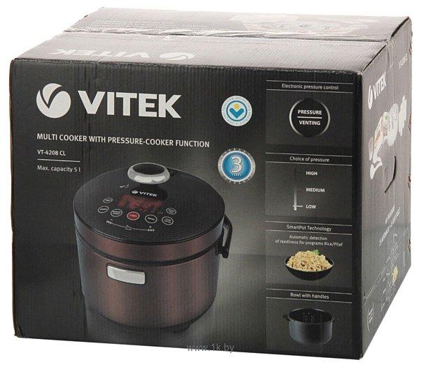 Фотографии VITEK VT-4208