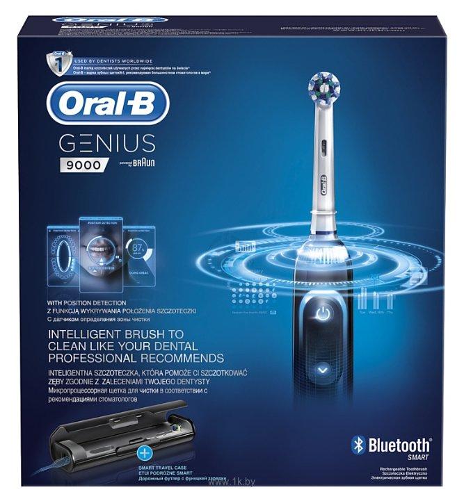 Фотографии Braun Oral-B Genius 9000 D701.545.6XC