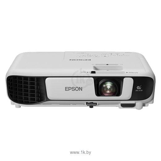 Фотографии Epson EB-S41