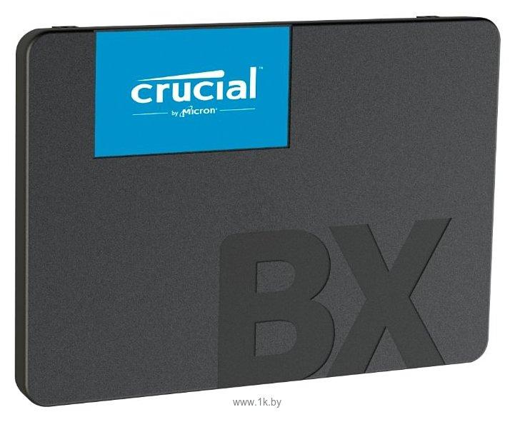 Фотографии Crucial CT480BX500SSD1
