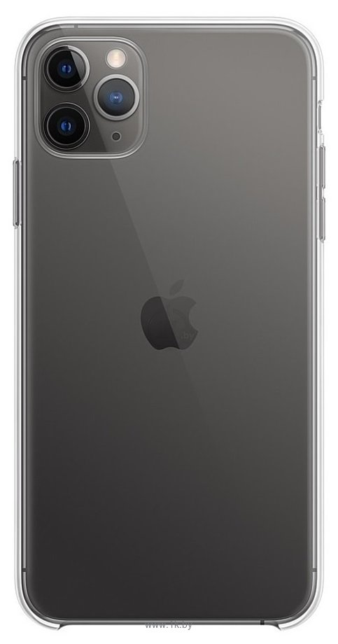 Фотографии Apple Clear Case для iPhone 11 Pro Max (прозрачный)