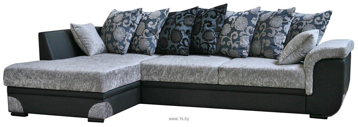 Угловой диван мальта фото