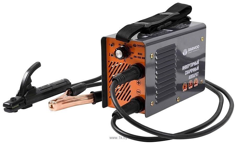 Фотографии Daewoo Power Products MINI DW-190I MMA