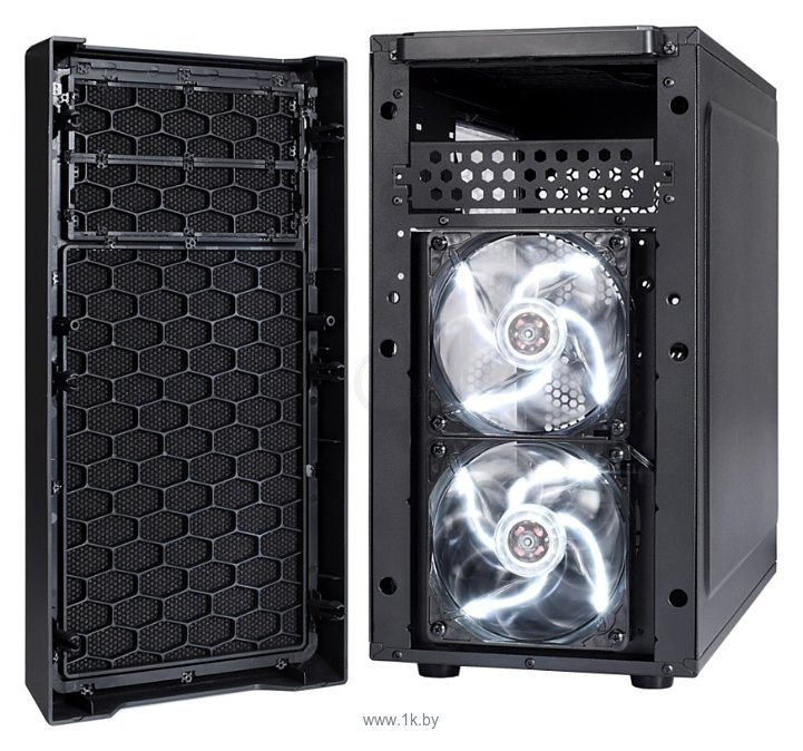 Фотографии Fractal Design Focus G Mini Black