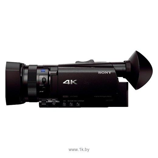 Фотографии Sony FDR-AX700